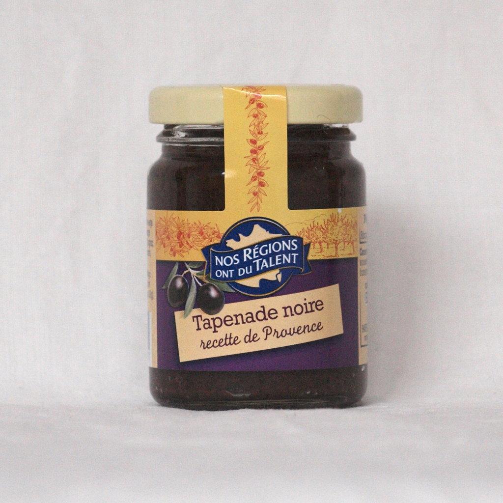 tapenade noire recette de provence picerie fran aise. Black Bedroom Furniture Sets. Home Design Ideas
