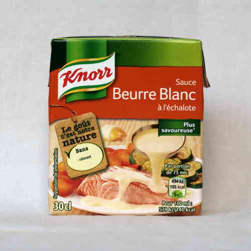 Weiße Butter-Sauce Knorr